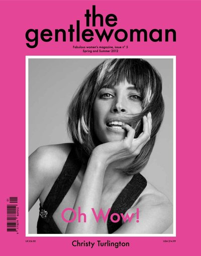 Christy Turlington - Ph: Inez & Vinoodh for Gentlewoman