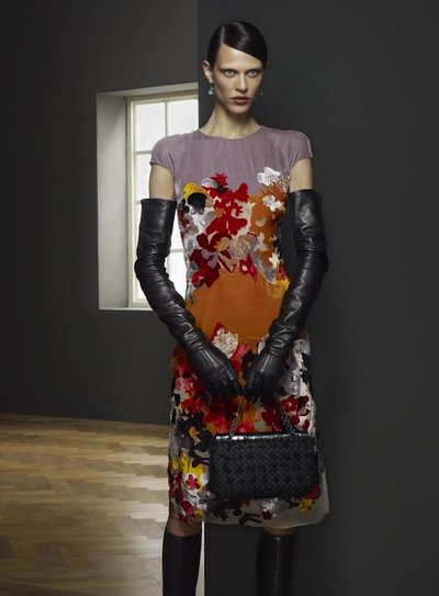 Aymeline Valade - Ph: Erwin Olaf for Bottega Veneta F/W 12