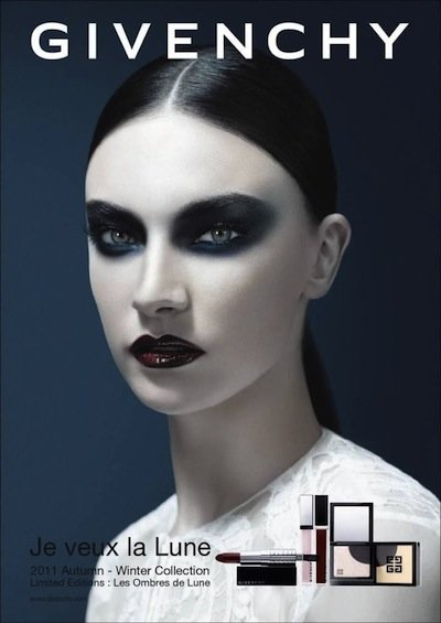 Jacquelyn Jablonski - Photo: Willy Vanderperre for Givenchy F/W 11