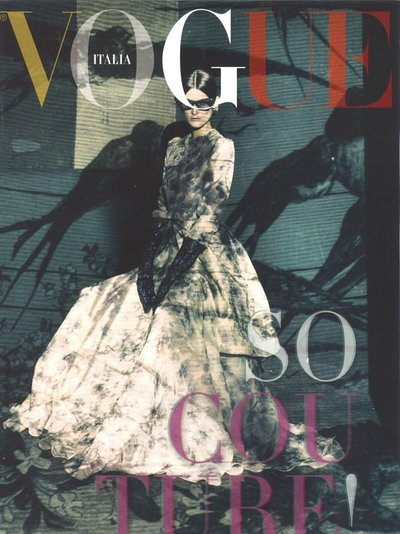 Marie Piovesan - PH: Paolo Roversi for Vogue Italia