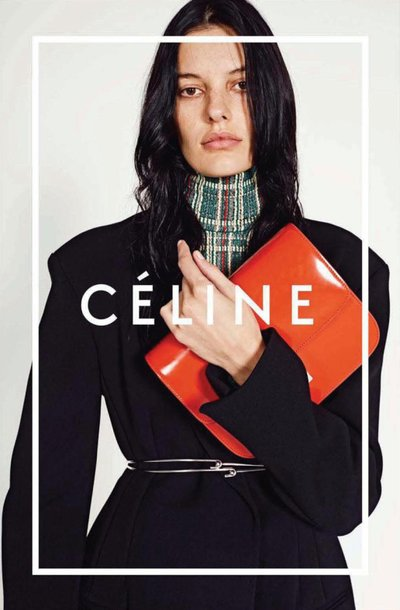 Amanda Murphy - Ph. Juergen Teller for Celine