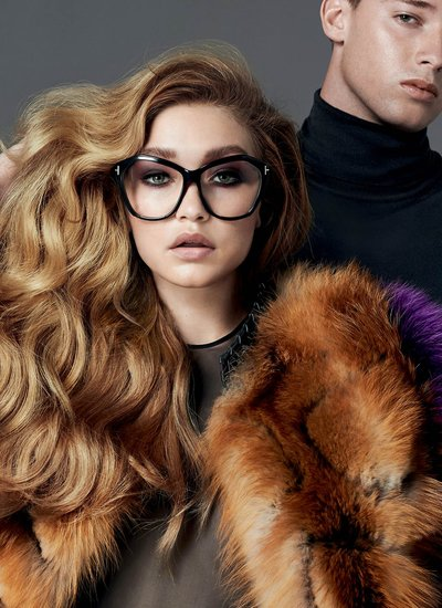 Gigi Hadid - Ph: Tom Ford